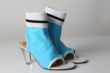 VIKTOR & ROLF Cutout Ankle Booties Size 38