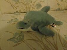 Ganz Plush Doll Figure Realistic Wildlife Lifelike Porpoise Bottle Nose Dolphin