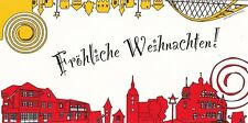 Germany 2012 Landhaus Voss Customer Christmas Card Fdc Vgc