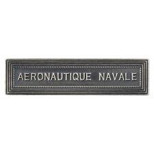 Agrafe pour médaille Ordonnance AÉRONAUTIQUE NAVALE / AÉRONAVALE