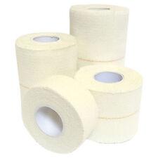 Qualicare PRO EAB Elastico Adesivo Bandage Sport Supporto Nastro straping BIANCO