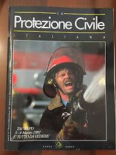 R23>LA PROTEZIONE CIVILE ITALIANA - TAU EXPO  - N 1 GEN/FEB/MAR 1991