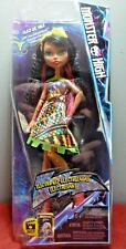 "NIP Monster High ""Electrified"" CLEO DE NILE"
