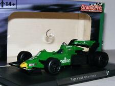 Atlas Grand Prix Tyrrell 012 1983 Michelle Alboreto #3 1/43