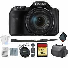 Canon PowerShot Sx540 Hs Digital Point and Shoot Camera Bundle +Replacement Batt
