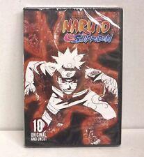 Naruto: Shippuden, Vol. 10 (DVD, 2010)