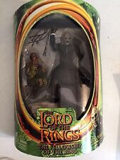 "Lord of the Rings The Fellowship of the Ring Orc Overseer 7"" Action Figure"