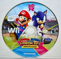 Mario & Sonic at the London 2012 Olympic Games (Nintendo Wii, 2011) Wii U MINT