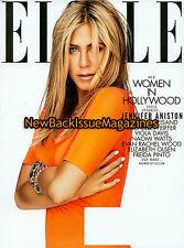 Elle 11/11,Jennifer Aniston,Subscription Cover,November 2011,NEW
