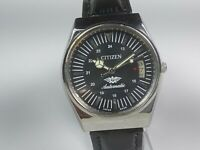 Vintage Citizen Automatic Movement Date Dial Mens Analog Wrist Watch AC107