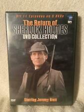 The Return of Sherlock Holmes - DVD Collection (DVD, 2003, 5-Disc Set)