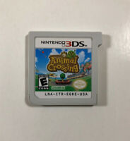 Animal Crossing: New Leaf (Nintendo 3DS, 2013) Fast Free Shipping
