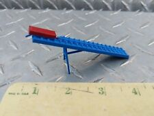 1/64 patz custom Ertl Farm Country Toy dairy barn cleaner s scale blue red