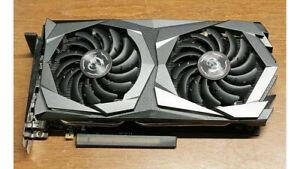 MSI Twin Frozr NVIDIA GeForce GTX 1650 SUPER 4GB GDDR6 Graphics Video Card NEW