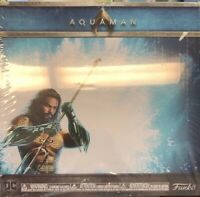 Funko Aquaman DC Deluxe Collectors Box - Target Exclusive