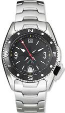 ESQ by Movado Men's Calendar Tactical Black Bezel Swiss Watch 07301121