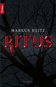 Ritus - Markus Heitz [Taschenbuch]