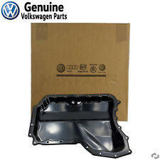 For VW Beetle Jetta Rabbit 2.5L Lower Engine Oil Pan Genuine 07K 103 600 A