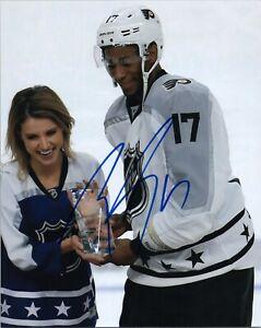 "~~ WAYNE SIMMONDS Authentic Hand-Signed ""Philadelphia Flyers"" 8x10 Photo ~~"