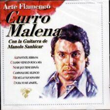 CURRO MALENA - CON LA GITARRA DE MANOLO SANLUCAR [CD]