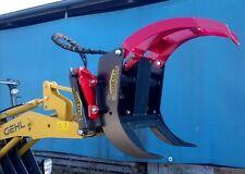 Polterzange Forstzange Holzzange Stammfux 103 mit hydraulischen Oberarm - NEU !!