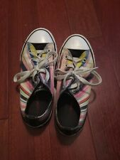 Converse All Star Chuck Taylor Canvas Shoes  Youth/Childrens' Size 2;Multicolor