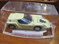 *POLITOYS* M 575 -ALFA ROMEO1600- OSI SCARABEO -DIE CAST-1/25- WITH BOX-PERFECT!