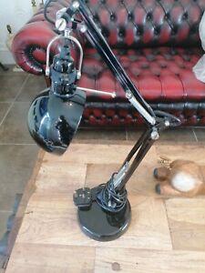 Tilt Swivel Adjustable Desk Lamp Black