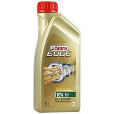 5 Litri CASTROL EDGE 10W 60 Supercar Olio motore 5L Motor Oil cod. 159FFA