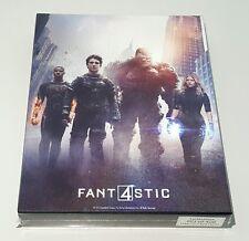 FANTASTIC FOUR Blu-ray STEELBOOK [FILMARENA] LENTICULAR / BRAND NEW / OOS/OOP