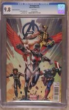 AVENGERS #5 CGC 9.8 Carlos Pacheco Variant Cover. Limited 1 for 30.