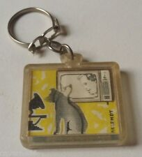 ANCIEN PORTE CLES VISIOMATIC PATHE MARCONI ELECTROMENAGER VINTAGE KEYCHAIN