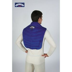 Heat Wheat Pack Therapeutic UPPER BODY WRAP LARGE Pain Relief - neck shoulder