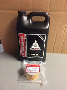 2015-2021 HONDA Pioneer 700 OEM Honda Oil Change Kit SXS700 Pioneer