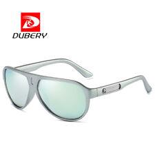 DUBERY Polarized Mens Sunglasses Outdoor Sport Travel Fishing Fashion Eyewear