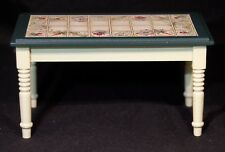 Robin Betterley's Harvest Home Collection Dollhouse Miniature Dining Table