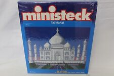 Ministeck #31860 Taj Mahal Made in Germany Pixel Puzzle 8000 Piece NEW