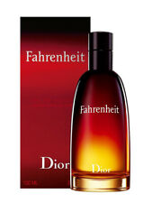 Christian Dior Fahrenheit 3.4oz Men's Eau de Toilette 100 ml NEW