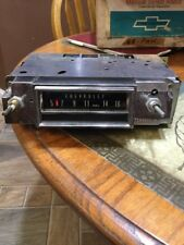 NOS 1966 Chevrolet Impala Caprice AM Radio 986544