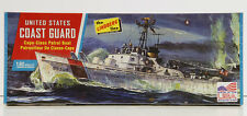 Lindberg US Coast Guard Cape-Class Patrol Boat model kit 1/82