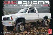 1993 gmc sonoma 4x4 Truck SLE High-Rider 1:20 oficina model kit kit amt1057