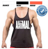CANOTTA ANIMAL BODYBUILDING PALESTRA GYM WORKOUT IDEA REGALO FITNESS