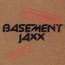 Basement Jaxx : Jaxx Unreleased CD