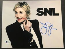 Jane Lynch Rare! S.N.L. signed autographed 8x10 Photo BAS