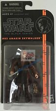 "ANAKIN SKYWALKER #03 Hasbro Star Wars BLACK SERIES 2013 3.75"" Inch ACTION FIGURE"