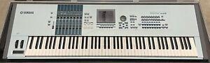 Yamaha Motif XS8 88-Key Keyboard Synthesizer With Hard Case
