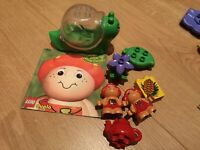 Lego Duplo 2830 Little Forest Friends The Strawberries complete with book