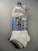 BNWT Teenage Girls Womens Shoe Size 5-6 Black Paw Print Ankle Style Socks