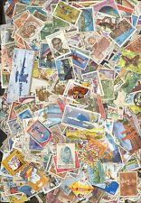 India Commeratives Used 1000 Different Stamps All Large Stamps All Different