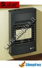 STUFA A GAS MURALE METANO ECO42T VENTILATA MADE IN ITALY SICAR FOXTRADE